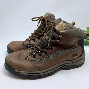 Timberland Pro Leather Work Hiking Mid Boot 9.5